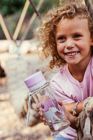 Plastové lahve bez BPA - s dětskými motivy