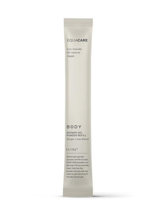 01 equa care body scented single refill