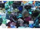 Prírodné sľudy a kamienky do epoxidovej živice