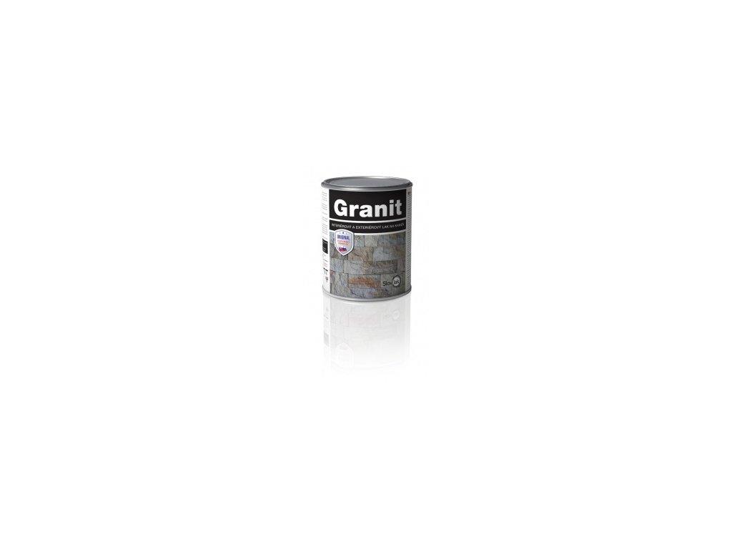 Granit lak na kamen 2.5l matný