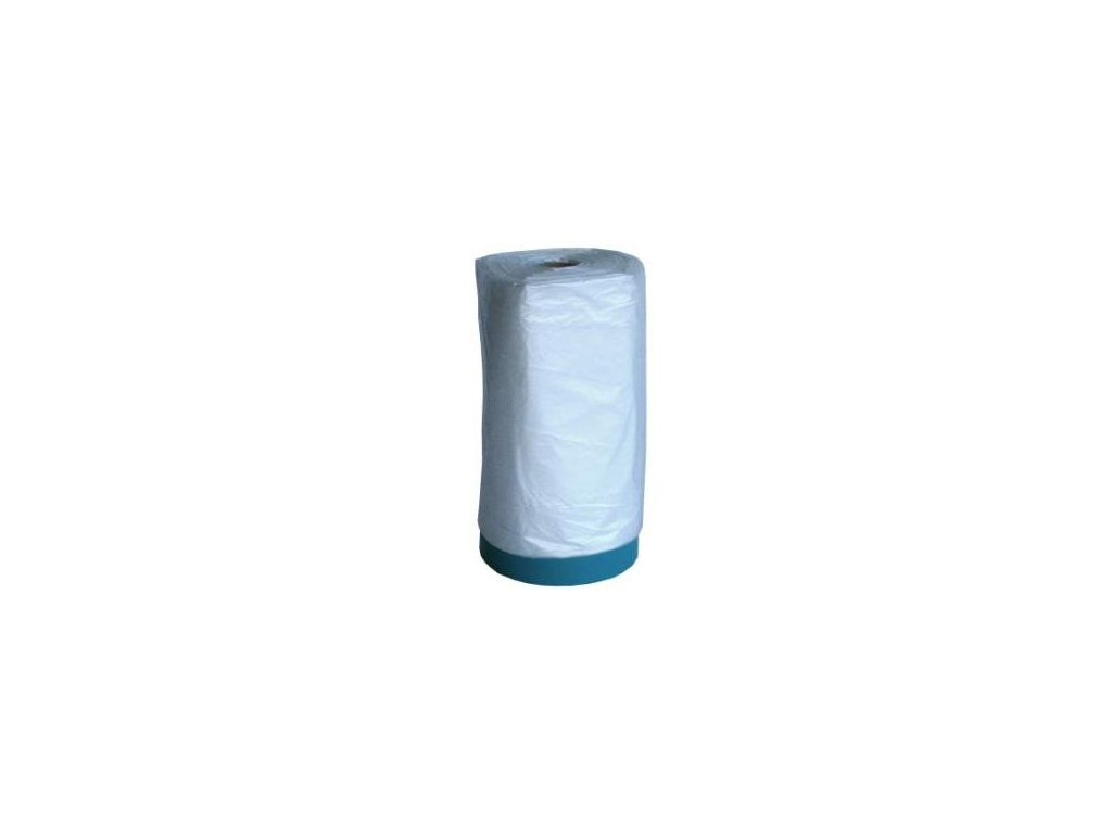Zakrývacia fólia CQ s páskou exterier 55cm x 20m