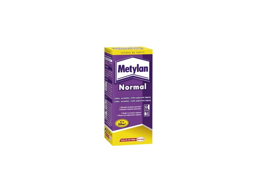Metylan lepidlo normal na tapety 125g