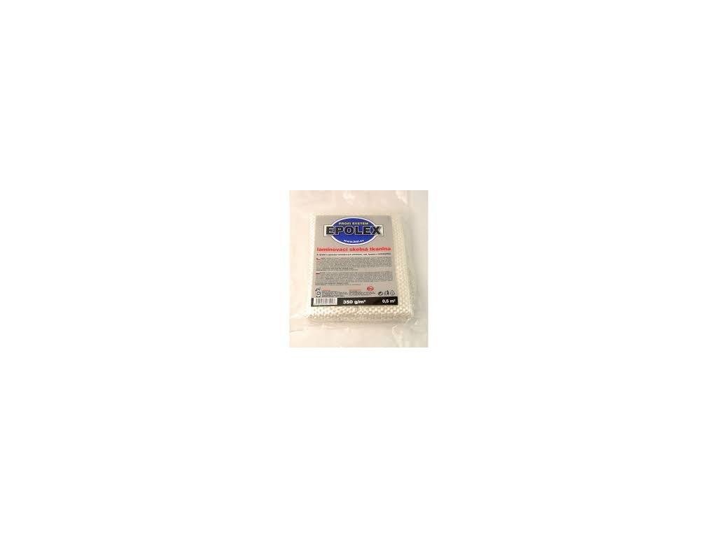 Sklenená tkanina laminovacia 220g 0,5m2 epolex-SINCOLOR