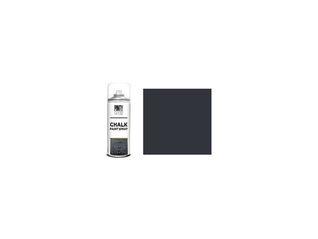 Pinty Plus kriedový sprej grafitová 400ml CK799