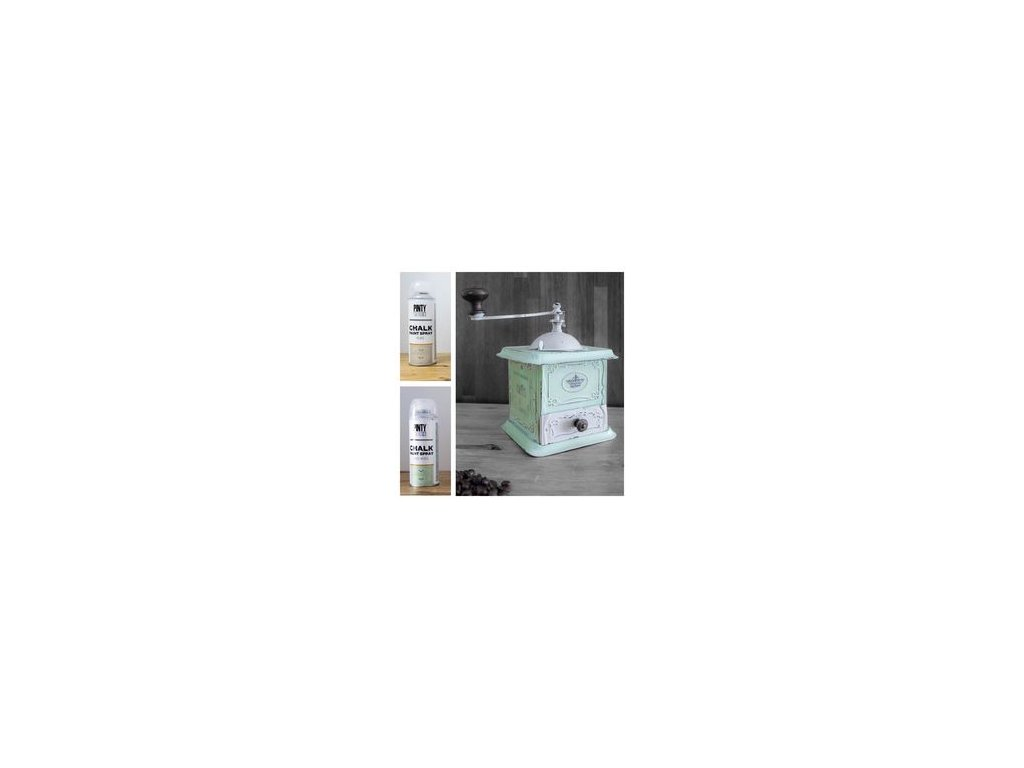 Pinty Plus kriedový sprej zelená mentolová 400ml CK794