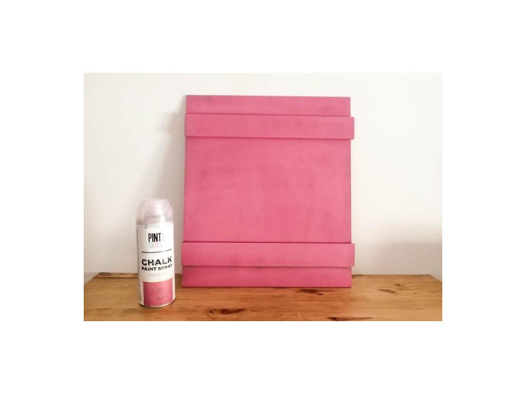 Pinty Plus kriedový sprej ružový lupeň 400ml CK792