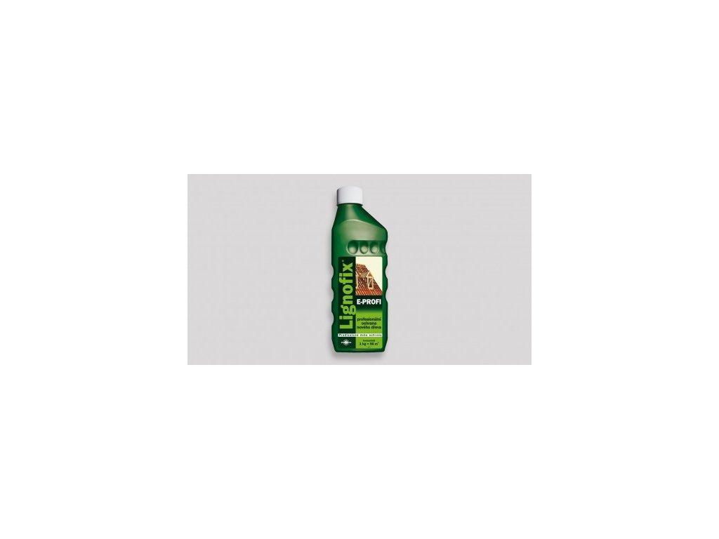 Lignofix E-Profi 1kg zelený 1:9