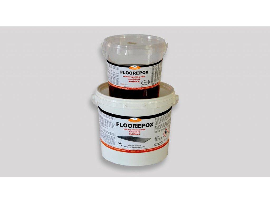 EPOXID LIATA PODLAHA Floorepox NIVEL 2K epoxidová RAL 7032 set 26kg epostyl 521 šedá