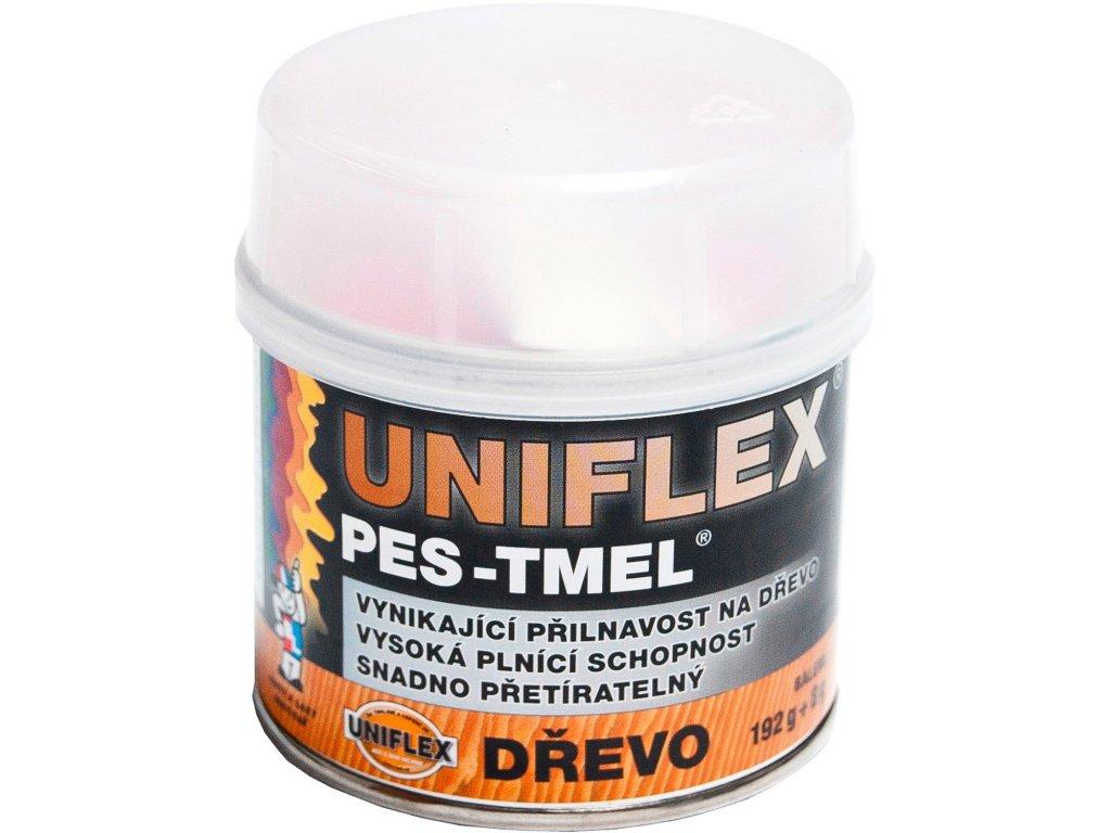 UNIFLEX PES Drevo - tmel na drevo biely 0,5 kg