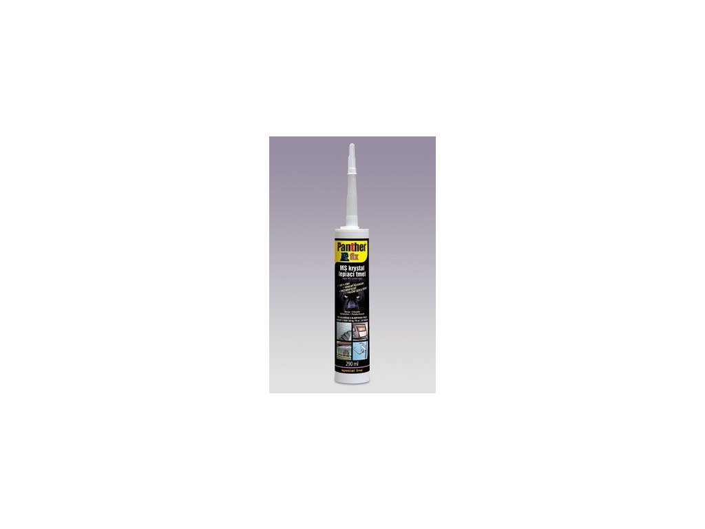 PANTHERFIX polyuretánový tmel PU 40 310ml biely