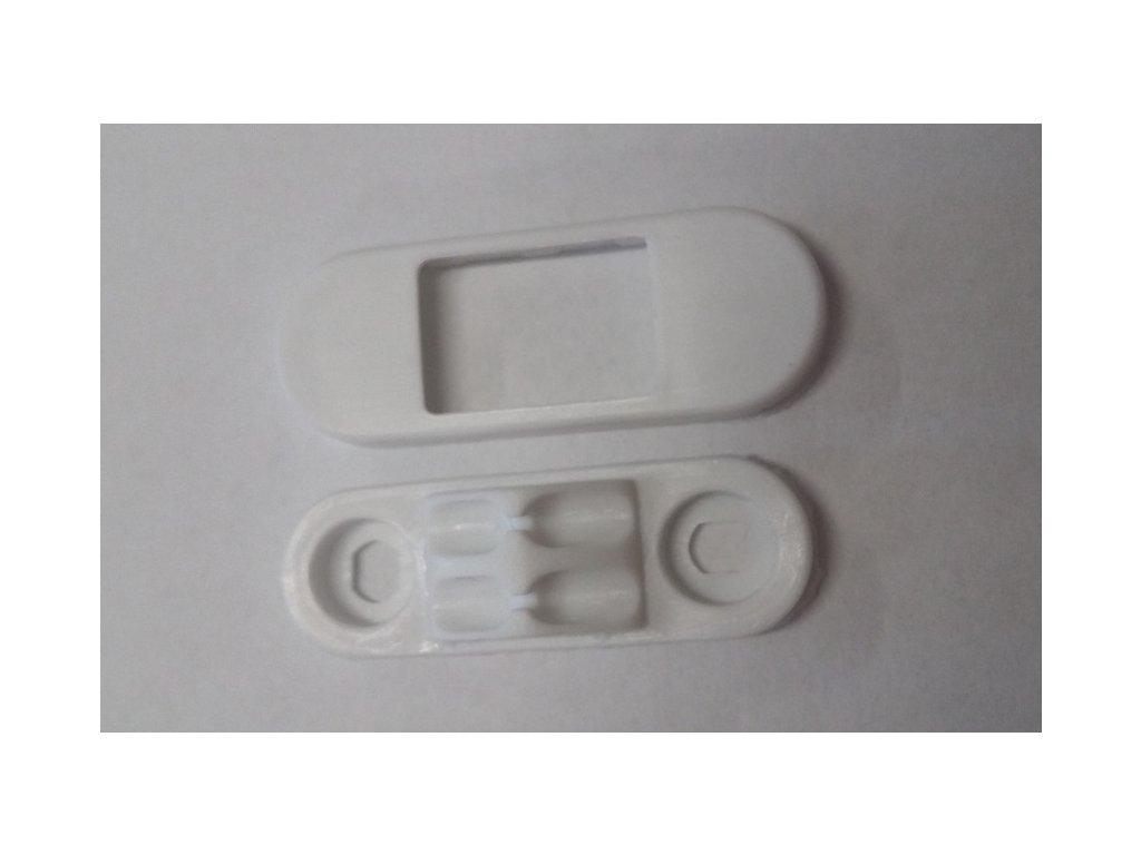 Držiak retiazky žalúzie biely - 5ks 9070101- 9070119
