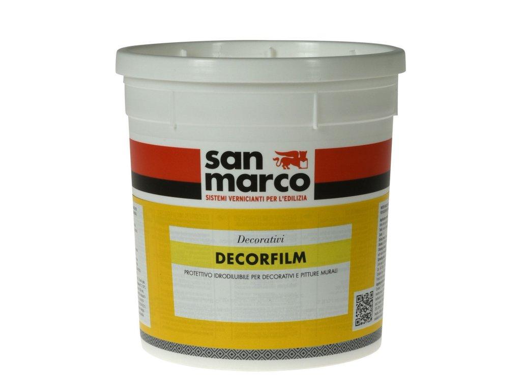 Decorfilm - záverečný ochranný náter OPACO - matný 1L