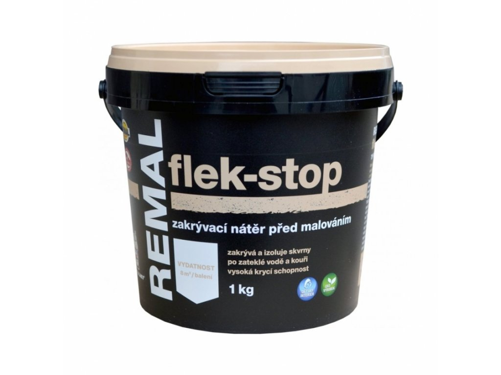 REMAL Flek Stop 1KG/na škvrny/ biela