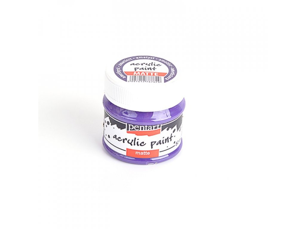 Akrylová farba matná ametyst 50ml 13115