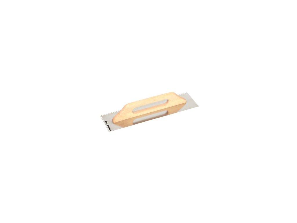 Hladidlo ozubené 500 x 130 mm e8 FESTA 31062
