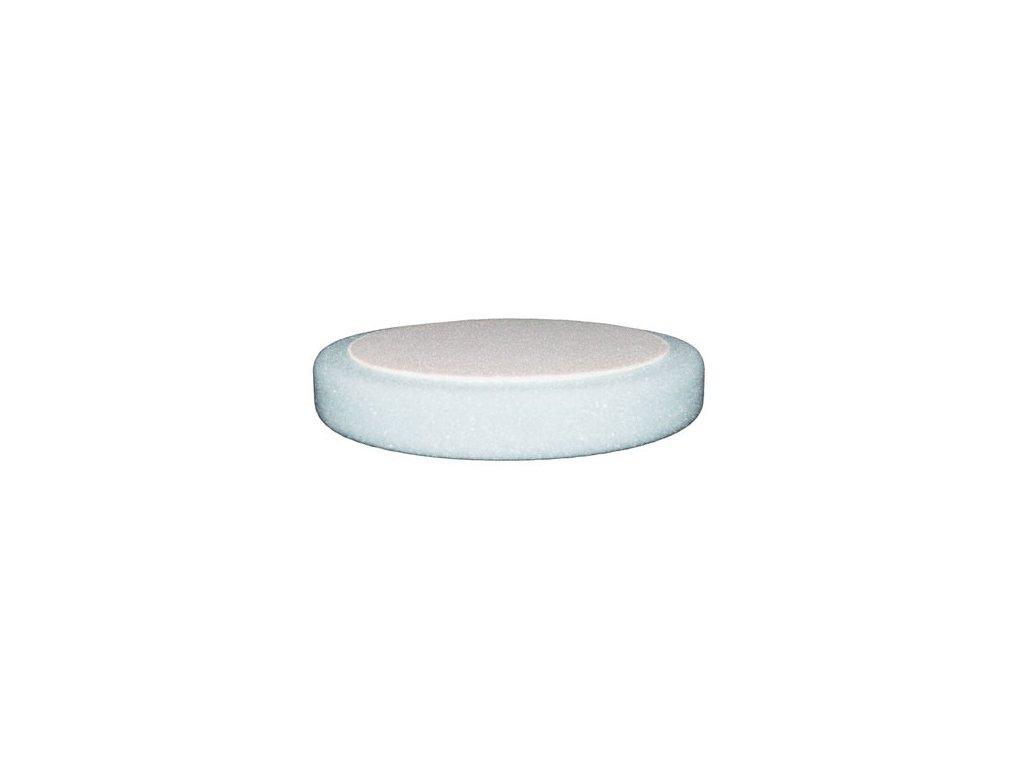 Leštiaci kotúč ETALON na suchy zips 150 x 50mm biely- tvrdý