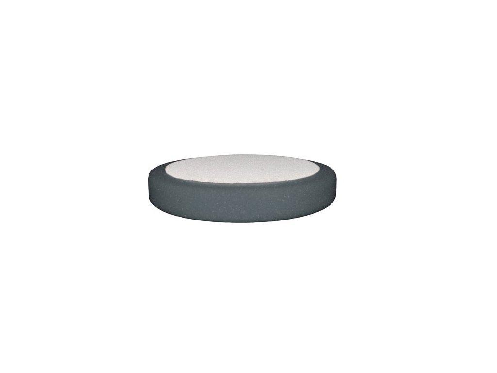 Leštiaci kotúč BODY APP na suchy zips D75mm čierny jemný