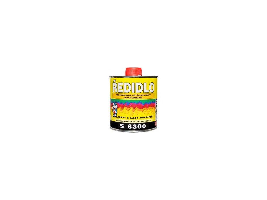 Riedidlo S 6300 epoxidové 9L BAL