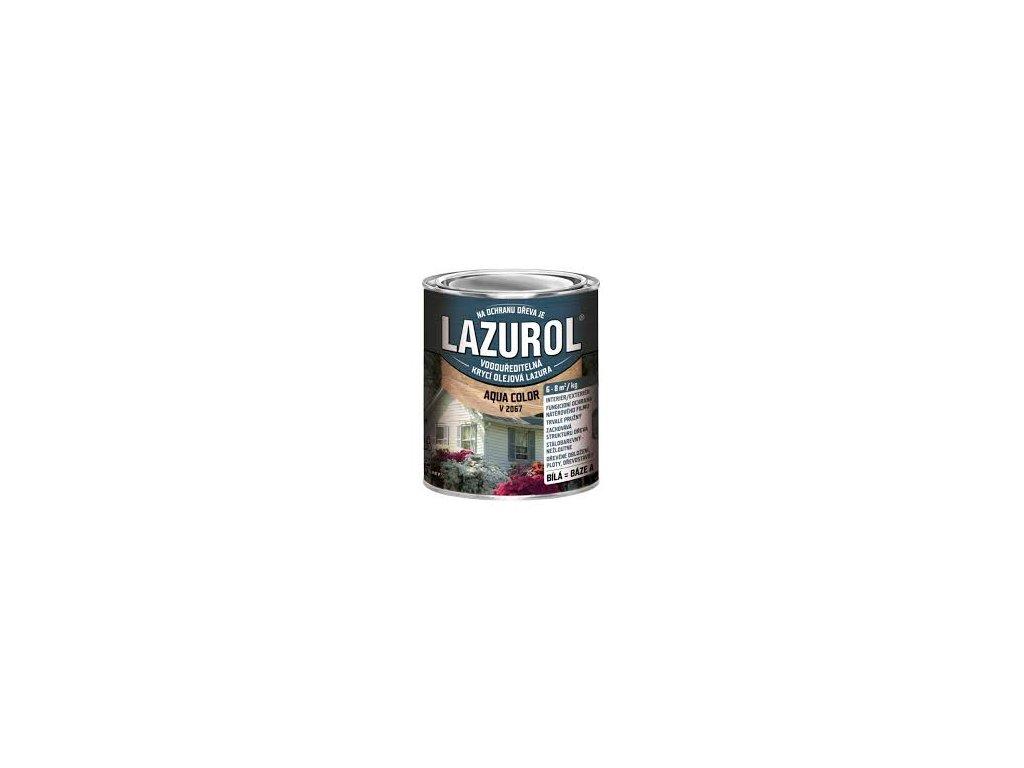 Lazurol Aqua Color V2067 2.5kg biela