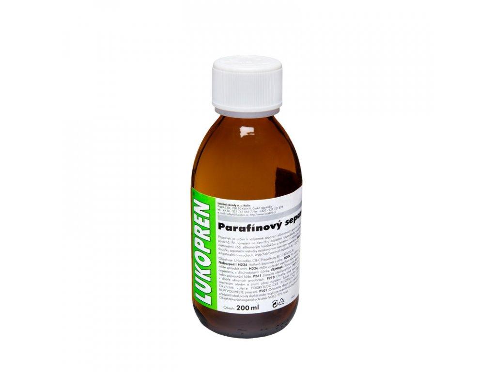 Lukoprén Parafínový separátor 200 ml