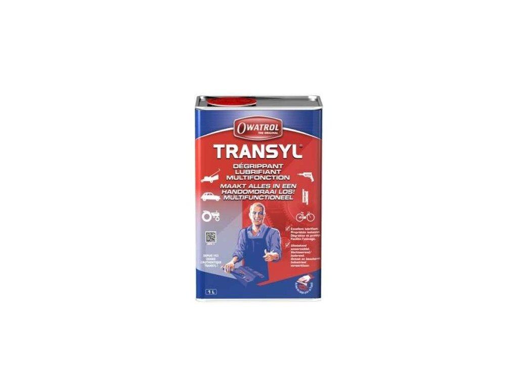 Owatrol TRANSYL - sprej 200 ml multifunkčné mazací olej s aplikačnou teplotou od -30 ° C do + 50 ° C