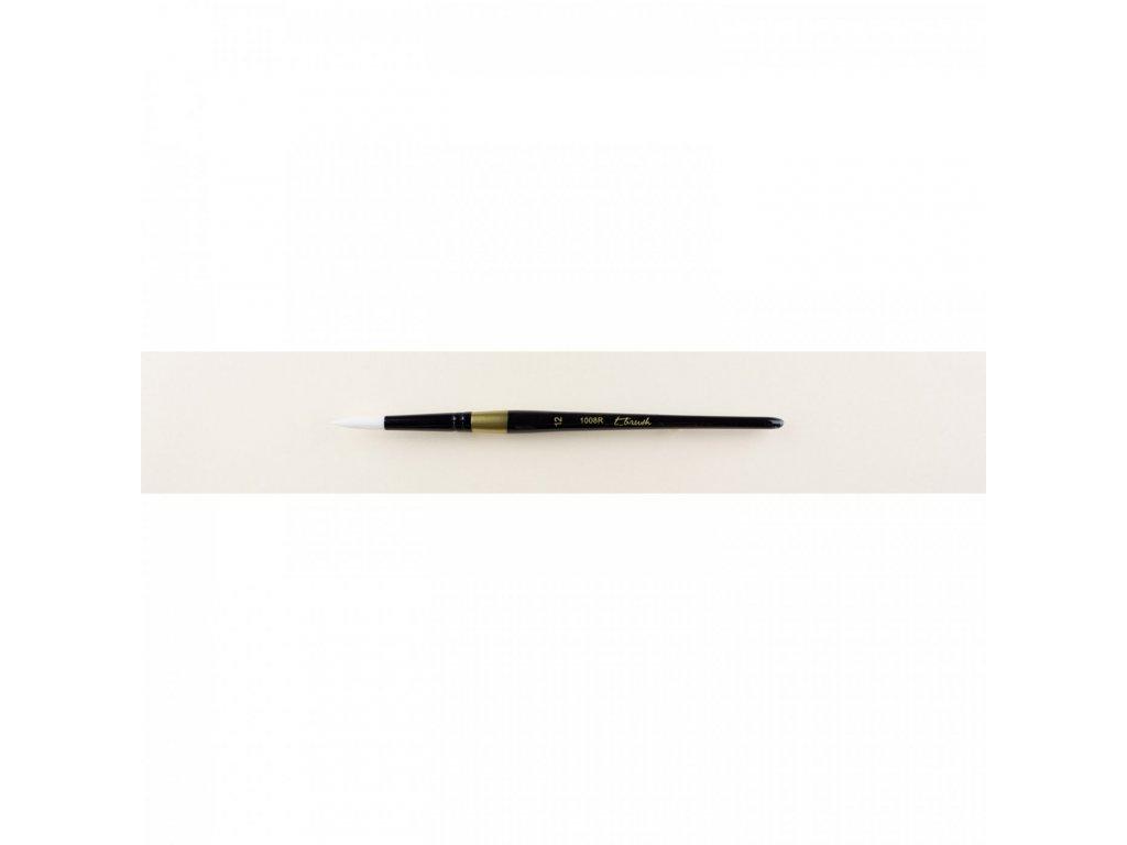 Štetec t-brush 1008R, guľatý n° 12 1008R12