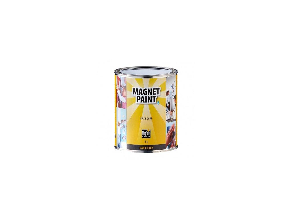 MagnetPaint / magnetická farba Šeda