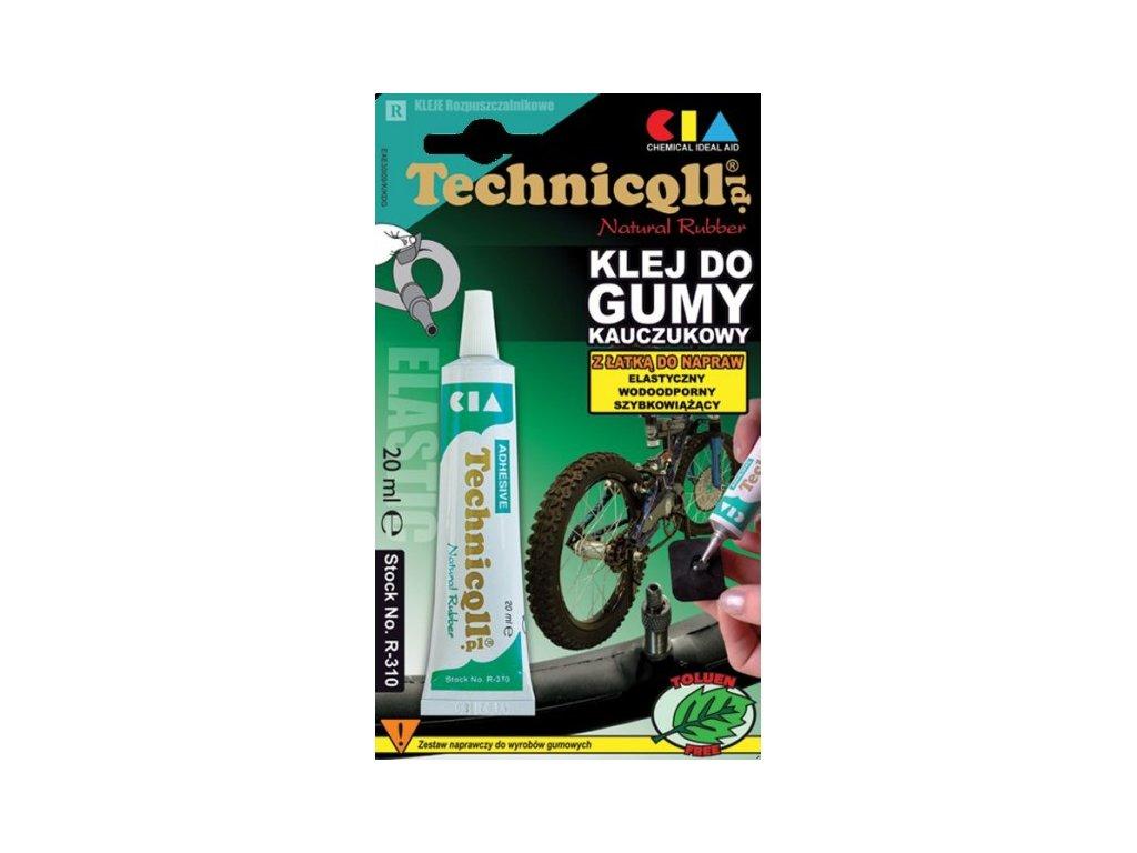 TECHNICOLL Lepidlo na gumy R-310 20ml