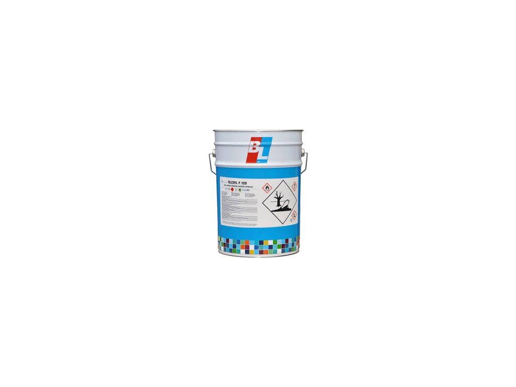 Telcryl P 100 akrylatova farba 1kg mix odtienov RAL