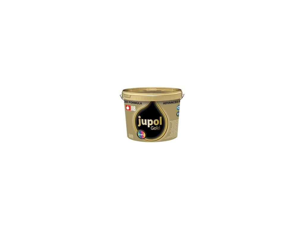 Jupol gold advanced 10l-15.3kg umyvatelna farba vnutorna