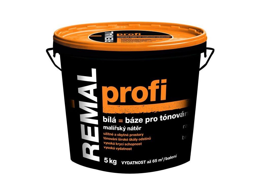 REMAL PROFI 15kg odtien 655 vnutorna farba zlta