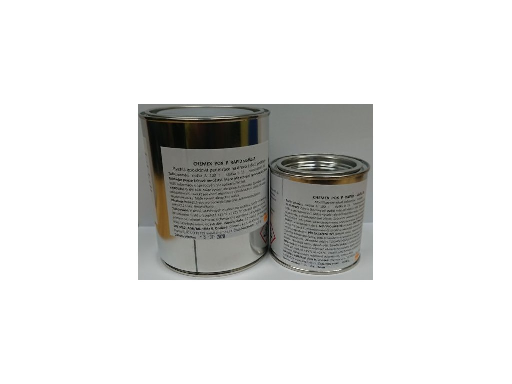 Chemex POX Rapid - sada 0,58 kg rychla penetracia