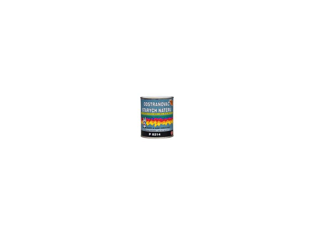 Odstraňovač starých náterov P8214 0,6L