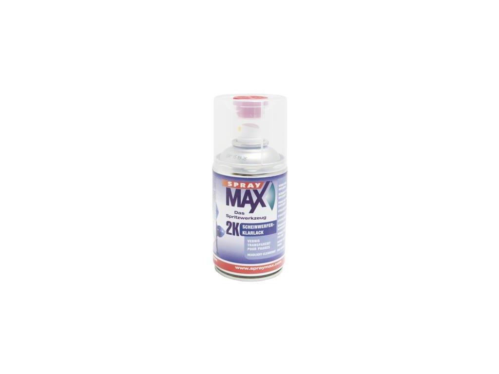 Sprej MAX 2K Lak na svetlomety bezfarebný 250 ml 684 066