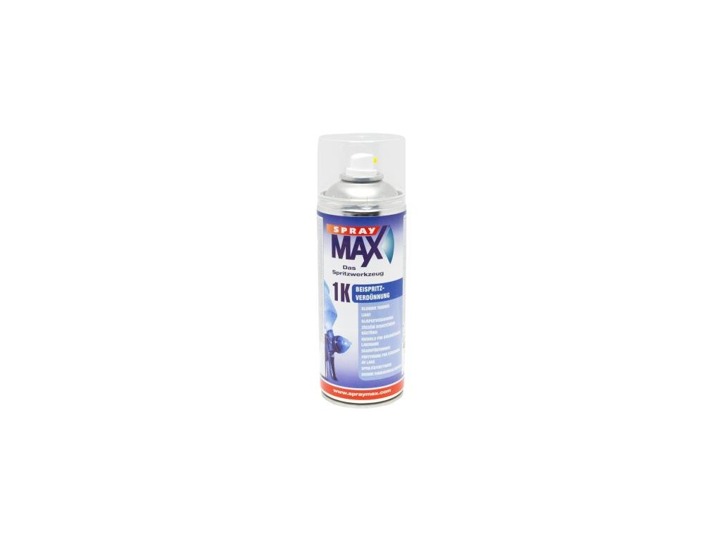 Sprej MAX 1K Prístrekové riedidlo 400ml  680 093