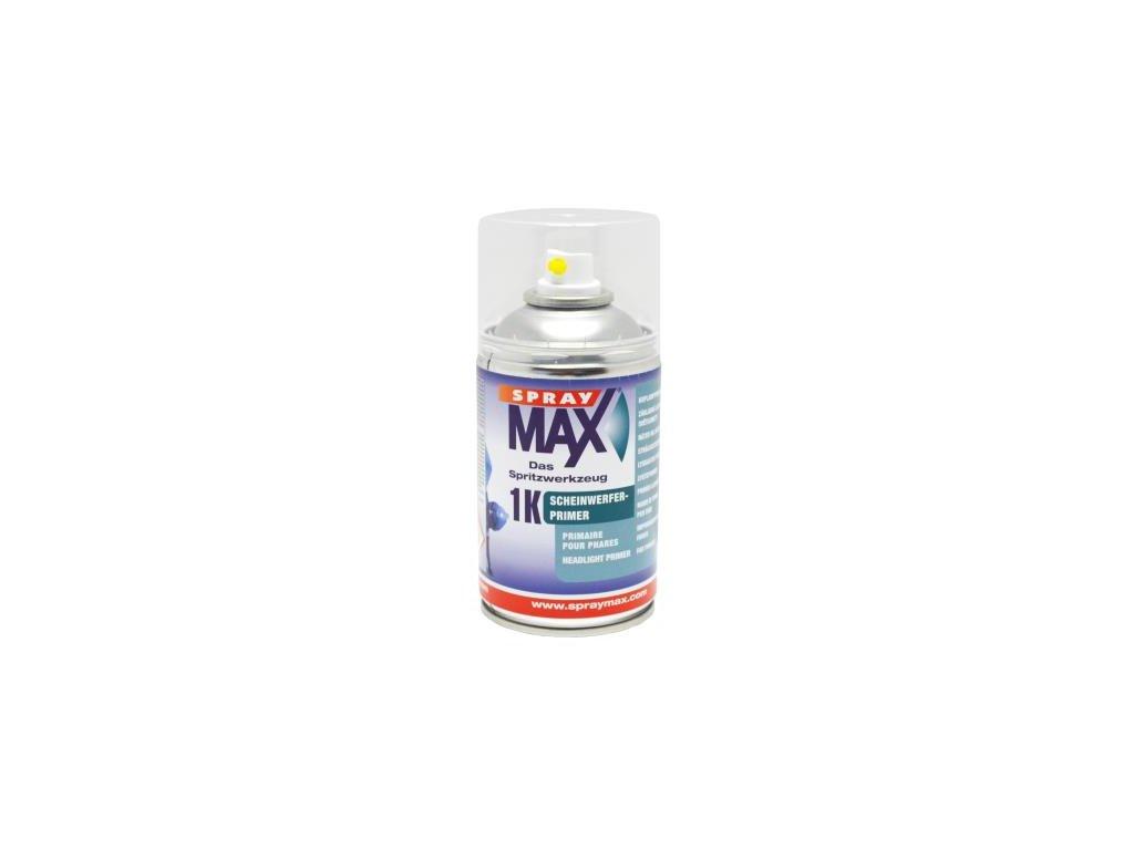 Sprej MAX 1K Základná  hmota na svetlomety 250ml  684 098