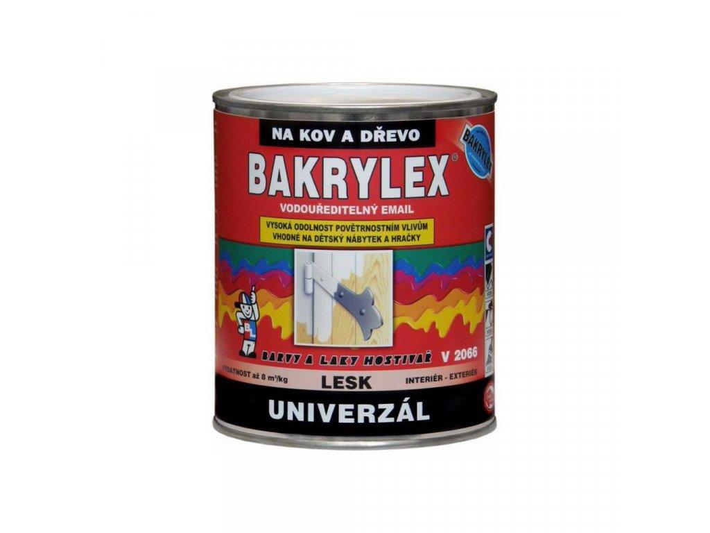 BAKRYLEX univerzál LESK V2066 8kg ral 7038 šedá