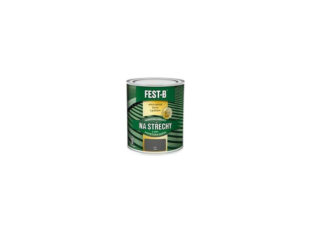 FEST-B S2141 matná 12KG mix odtienov