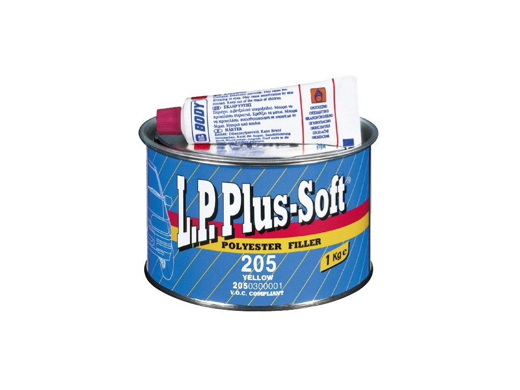 BODY L.P.Plus Soft 2K polyesterový tmel bežový 3kg