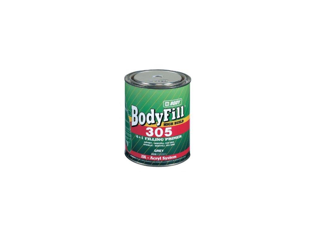 BODY Fill 305 2K Primer 4.1 šedý 1l plnič