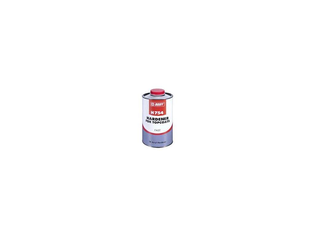 BODY Hardener H754 FAST (rýchly) pre laky a farby 1l