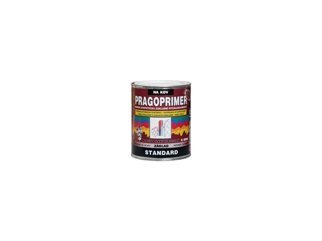 PRAGOPRIMER Štandard S2000/0110 4L šedá