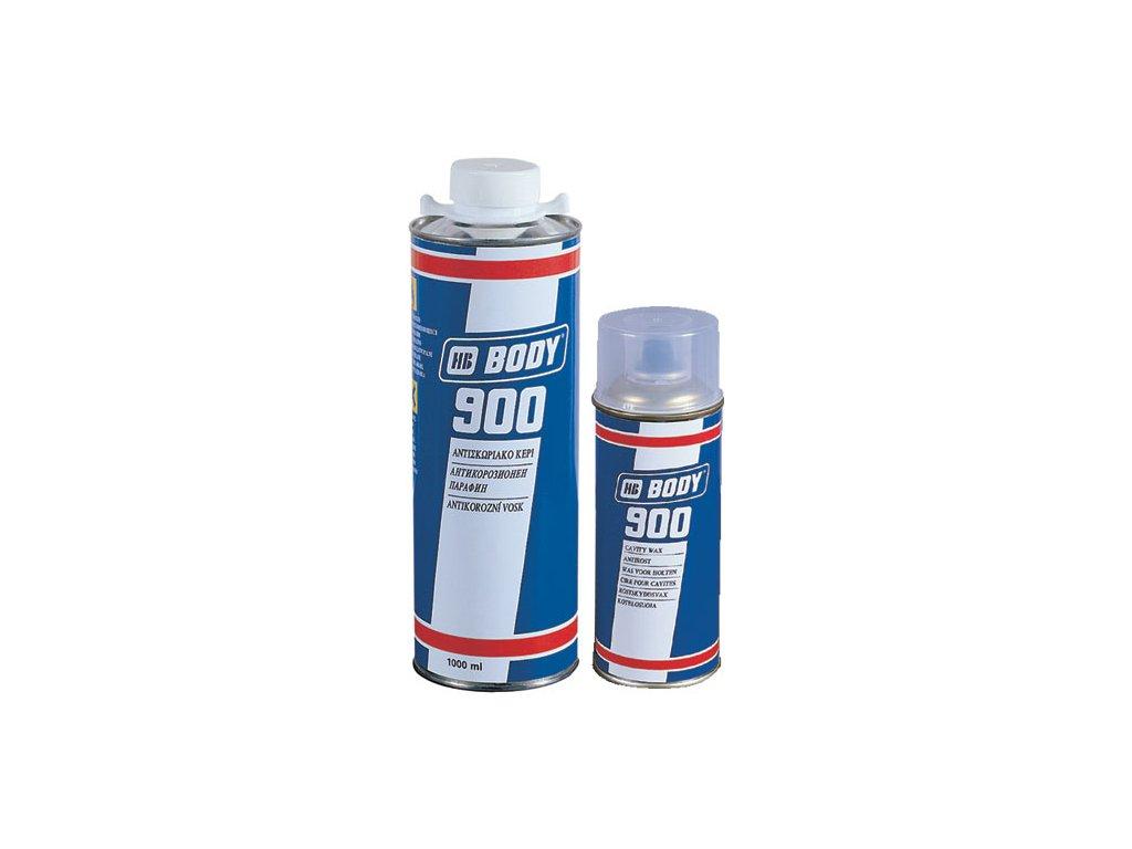 BODY 900 Spray antikorózny vosk 400ml