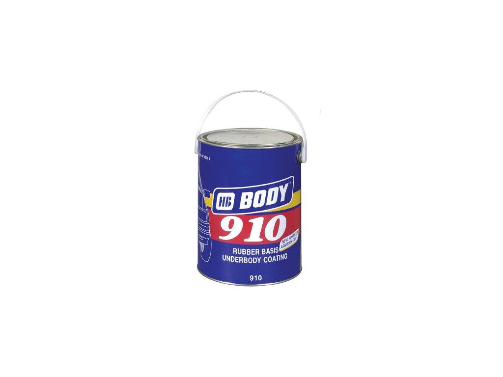 BODY 910 izolačný proti hlukový materiál šedý 1kg (šuc)