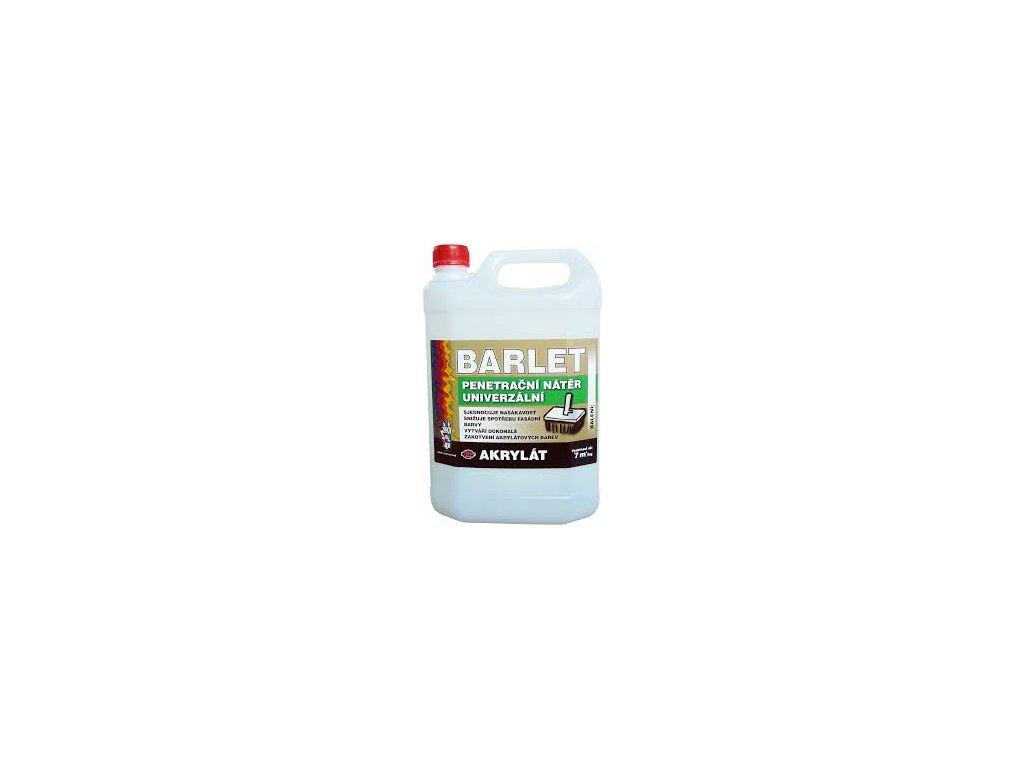 BARLET penetrácia akrylátová 5KG univerzálna V1307
