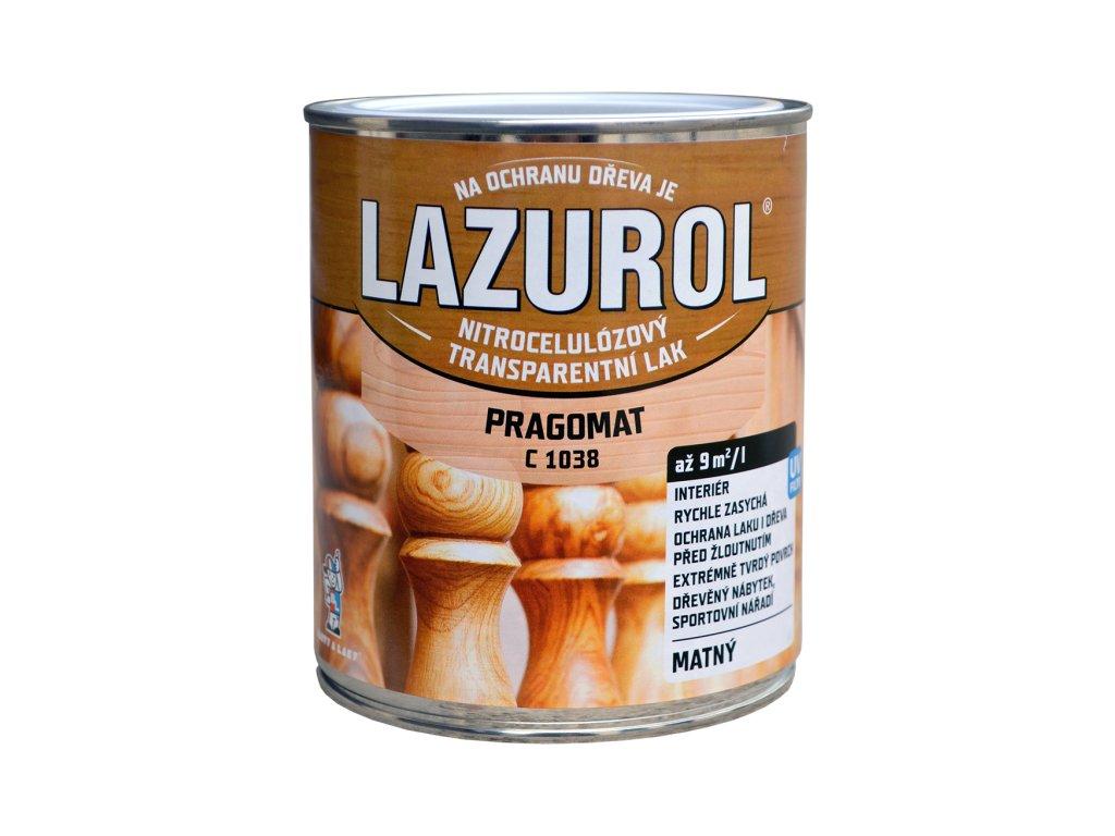 LAZUROL Pragomat lak 0,75L C1038