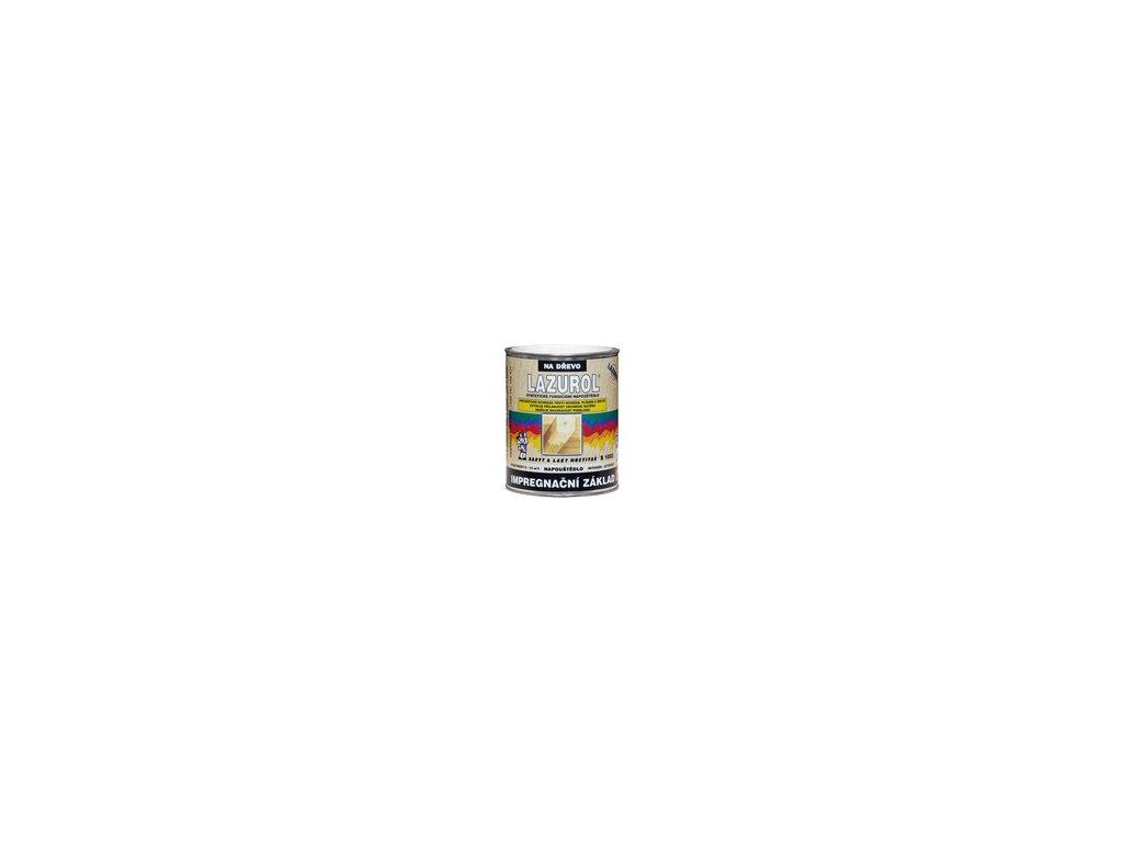 LAZUROL Základná impregnácia 4,5L S1033