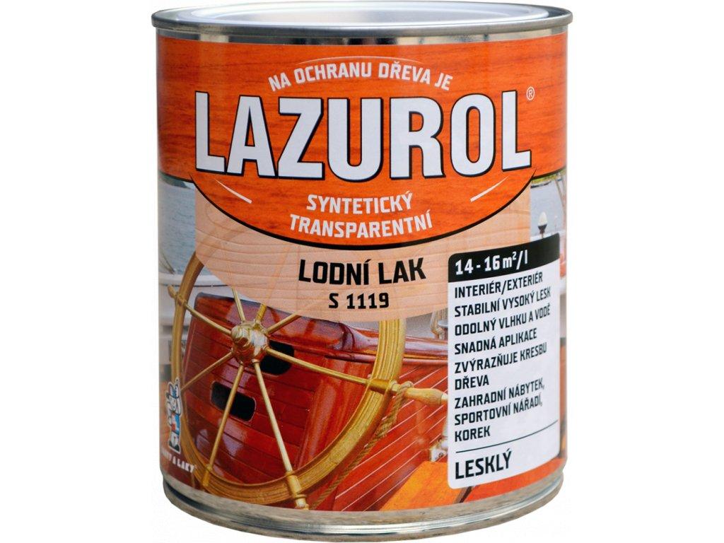 LAZUROL Lak lodný 0,375L S1119