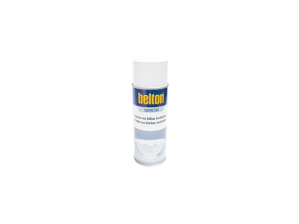 BELTON Special farba na bielu techniku 400ml biela