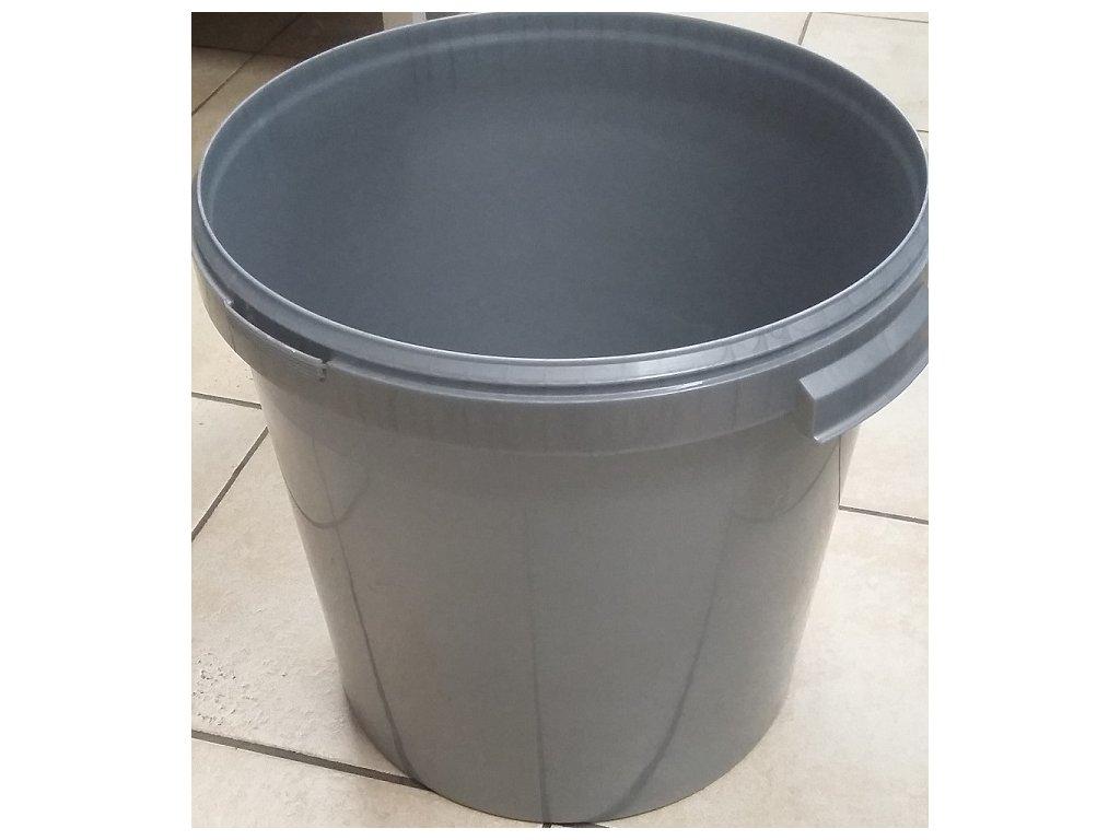 Vedro-nadoba plast maliarske 30l-40kg gulatý
